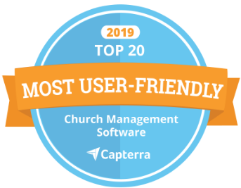 2019 Most User Friendly Church Software